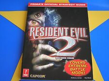 RESIDENT EVIL 2 - STRATEGY GUIDE