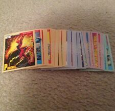 1991 Marvel Entertainment Group Marvel Comics Trading Cards (See List!)
