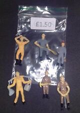 O Gauge Workers - 6 figures - 1:42 scale - BRAND NEW