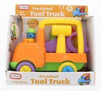 Fun Time 5053 Pre-School Fun Play Push Along Tool Truck
