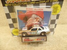 1991 Racing Champions 1:64 NASCAR Bobby Allison Motorsports Team Buick Regal b