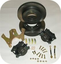 Rear Disc Brake Conversion Kit for Toyota Land Cruiser FJ40 FJ45 FJ55 w Lines!