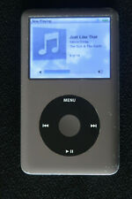 APPLE IPOD CLASSIC 160GB SLATE GREY 7TH GENERATION AN AWESOME CLASSIC SOUNDIER