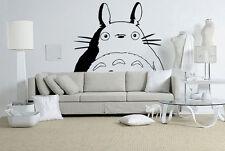Tall 60CM Removable Cartoon Totoro Vinyl Wall Paper Home Decal Art Sticker A84