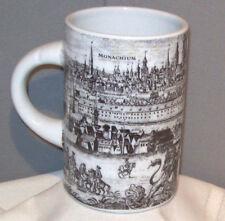 MONACHIUM MUNCHEN Germany Open Beer Mug Stein