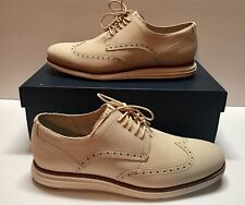 Cole Haan Original Grand ShortWing Men's Lace Up Size 10.5 Med