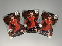 Fabian Ruiz 2020 Panini Select UEFA Euro 3-Card Lot Base Terrace #36 Spain 🇪🇸