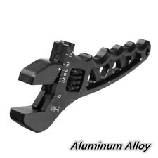 Adjustable Aluminum Alloy Spanner Fitting Wrench Tool AN3 AN4 AN6 AN8 AN10 AN12