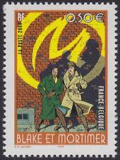 2004 FRANCE N°3669**  Blake et Mortimer LA MARQUE JAUNE (Bandes dessinées) TB NH