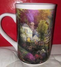 Vintage 2004 Thomas Kinkade mug Beautiful