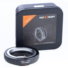 K&F Adapter für M39 Leica Objektiv an Fuji X-Series Kamera ( KF 06.104 )