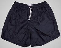 Don Alleson Black Plain Nylon Soccer Shorts - Men's 2XL