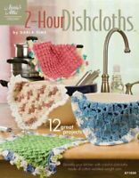2-Hour Dishcloths, Paperback by Sims, Darla, Brand New, Free shipping in the US