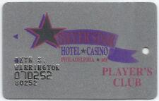 Silver Star Casino Philadelphia, Ms ~ Obsolete 3Rd Issue Card