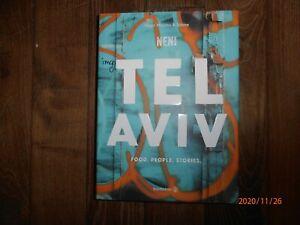 Tel Aviv Food People Stories - Neni - Brandstätter Verlag gebunden Haya Malcho