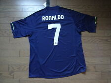 Real Madrid #7 Cristiano Ronaldo 100% Original Jersey Shirt 2012/13 XL BNWT