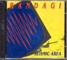 Randagi – Seismic Area Cd Sealed 1991 Helter Skelter Max Jovine dei 99 Posse