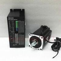 Stepper Motor Drive Kit NEMA34 2Phase 4.5NM 6.8NM 8.5NM 12NM for CNC Engraving