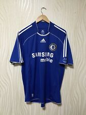 CHELSEA 2006 2008 HOME FOOTBALL SOCCER SHIRT JERSEY ADIDAS