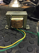 Calrad Transformer 45-729 12 Volt Shielded Filament Transformer Radio Supply