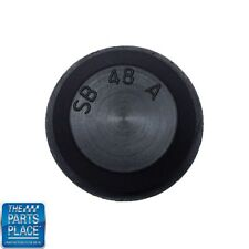 All Years Rubber Floor Pan Plug & Trunk Drop Off Drain Plug - Each