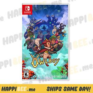 OWLBOY (Switch / LITE)🍯Nintendo (Adventure - Video Game) [Brand NEW]