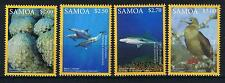 2016 Samoa Pacific Marine Life Postage Stamp Set