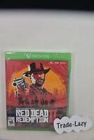 XBox One Red Dead Redemption 2 TWO Blu-ray Disc (US R1 English/ Spanish/ French)