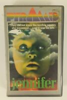 JENNIFER - UK VHS EX RENTAL Big Box tape PRE CERT Horror PYRAMID VIDEO Rare OOP