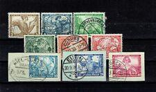 MI.499-507   Deutsche Nothilfe 1933