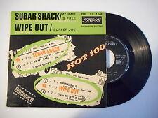 JIMMY GILMER : THE SURFARIS - SUGAR SHACK ► EP / 45 ◄ PORT GRATUIT