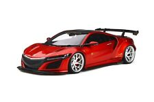 1/18 GT Spirit Honda Acura NSX Liberty walk LB Performance  in Red GT245