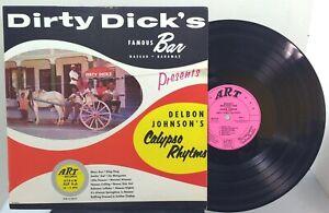 Dirty Dick's Famous Hotel Bar Presents: Delbon Johnson's Calypso Rhythms
