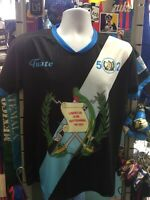 Guatemala Black Soccer Jersey 20/21 Camiseta De Guatemala Men's Size L Only