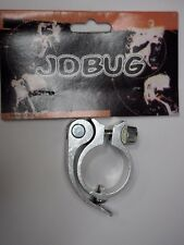 JD BUG SCOOTER - PRO SERIES QUICK RELEASE CLAMP - SILVER 30.4