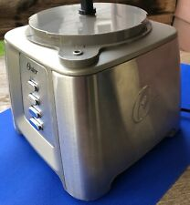 Oster 14 Cup Replacement Base Motor Stainless Food Processor for FPSTFP4263-DFL