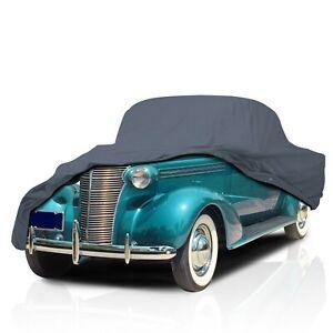 [CSC] Lincoln Zephyr 4-door Sedan 1936 1937 1938 1939 1940 4 Layer Car Cover