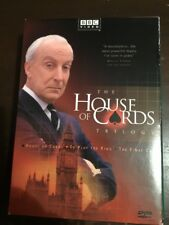 THE HOUSE OF CARDS TRILOGY Marvin Kitman Very Good Condition 3 DVDs R All