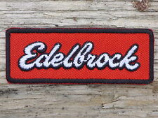 A209 ECUSSON PATCH THERMOCOLLANT aufnaher toppa EDELBROCK automobile motorcycle