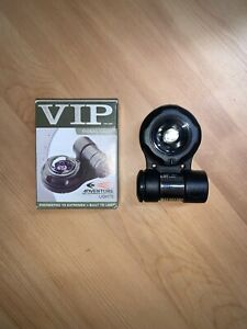 Adventure Lights VIP Signal Light - Red Safety Strobe for Tactical/Biking/Hiking