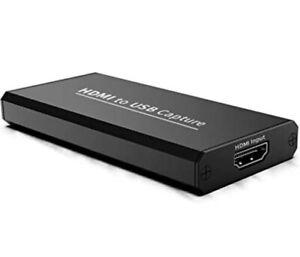 Y&h 4k Video Capture Card HD 1080p Live