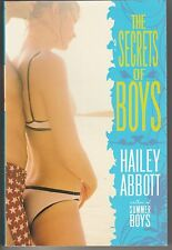 Hailey Abbot X5: Last/After/Next Summer & Summer Boys & Secrets of Boys (PB) KAD