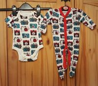 boys baby grow age 0-3 months
