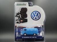 GREENLIGHT 1971 VOLKSWAGEN TYPE 2 PANEL VAN VW TECHNICAL SUPPORT VEHICLE SER 10