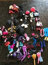 MONSTER HIGH DOLL Huge Lot Clothes Shoes Great Condition Ever After