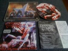 CANNIBAL CORPSE / Tomb Of The Mutilated  / JAPAN LTD CD