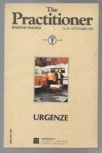 THE PRACTITIONER ed. italiana n. 44 settembre 1981