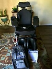 Quickie Iris SE Tilt In Space Wheelchair Brand New Open Box Assembly