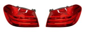 BMW 4 SERIES 428 430 435 2014-2017 TAILLIGHTS TAIL LIGHTS REAR LAMPS PAIR F32