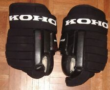 PHOENIX COYOTES Tony Amonte practice-worn Koho leather+nylon gloves from 2002-03